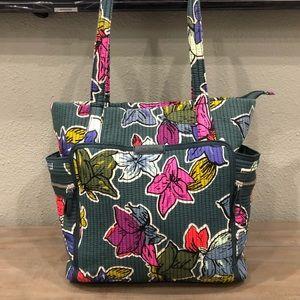 Vera Bradley Satchel/ Shoulder Handbag